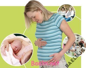 چرا در دوران بارداری احساس خستگی میکنید؟