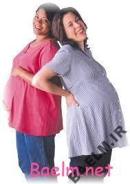بانوان | دلایل لکه بینی در دوران بارداری