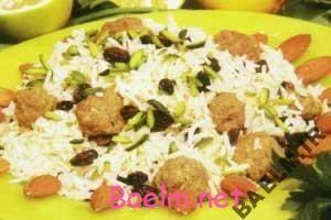 غذای محلی کشور ترکیه (پلوی علی پاشا)