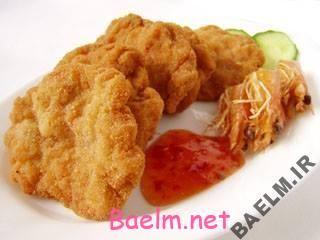 روش پخت کوکوی ماهی