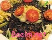 طرز تهیه کوکو سبزی گردویی