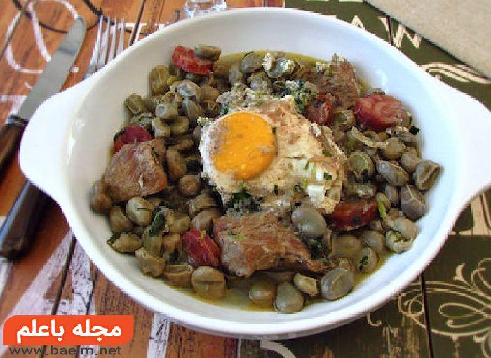طرز تهیه خورش باقلا سبز,پخت خورش باقالا سبز,خورشت باقالی و خورشت باقلا سبز