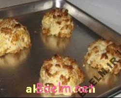 طرز پخت کوکوی ورقه (گیلکی)
