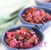 طرز تهیه ترشی کلم قرمز و بادمجان