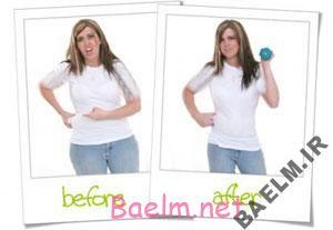 30 روش برای لاغری