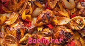 طرز تهیه خوراک مرغ پرویی