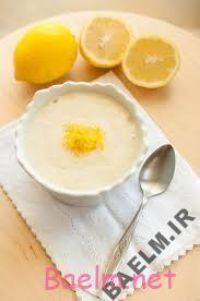 طرز تهیه پودینگ لیمو