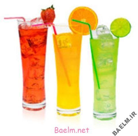 طرز تهیه یخ در بهشت ، یخ در بهشت انواع میوه