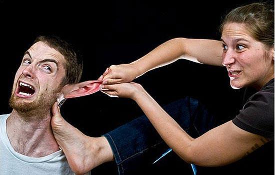 آيا شما هم با شوهرتان مثل يك بچه رفتار ميكنيد؟