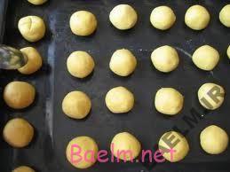 طرز تهیه کلوچه سنتی کردی(لالنگی)