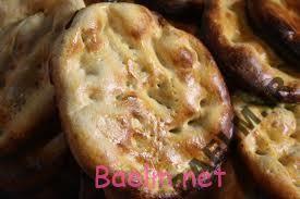 طرز تهیه جلبک نان سنتی سیستان و بلوچستان