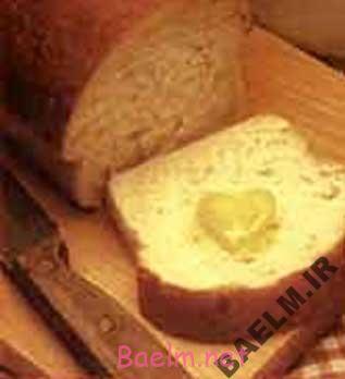 طرز تهیه نان سیب زمینی و گردو