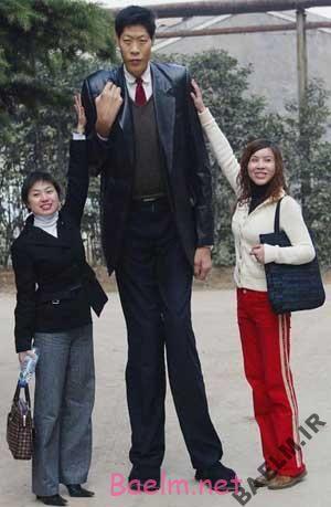 نكاتي براي اينكه فرزندانمان قد بلندی داشته باشند