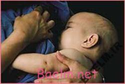 تغذیه با شیر مادر ایدز گرفته