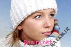 مطالبی در مورد مراقبت های پوستی در فصل سرما