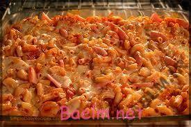 طرز تهیه پیتزا پاستا