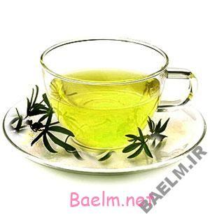 طرز تهیه چای گل گاوزبان