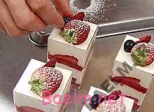 طرز تهیه ژله بستنی با توتفرنگی