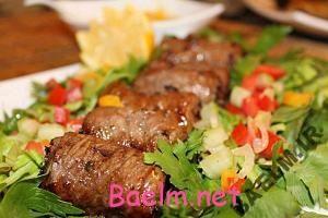 روش پخت کباب بلغاری