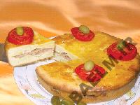 طرز تهیه کیک کالباس