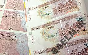 اسفند ماه امسال یک بار دیگر ایران چک 100 هزار تومانی وارد بازار میشود