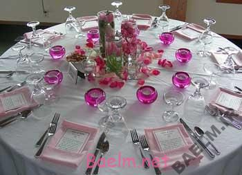 سبک زندگی   چند نکته ساده درباره تزئین میز غذا