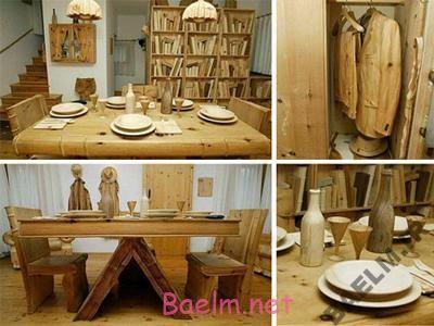 سبک زندگی : نکاتی مهم برای طولانی تر شدن عمر وسایل چوبی