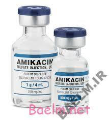 دارونامه | موارد مصرف و عوارض داروی آمیکاسین