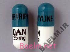 دارونامه | موارد مصرف و عوارض داروی نورتریپتیلین