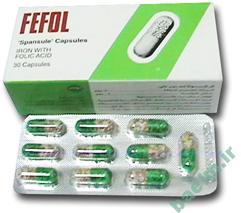 دارونامه | موارد مصرف و عوارض داروی فیفول