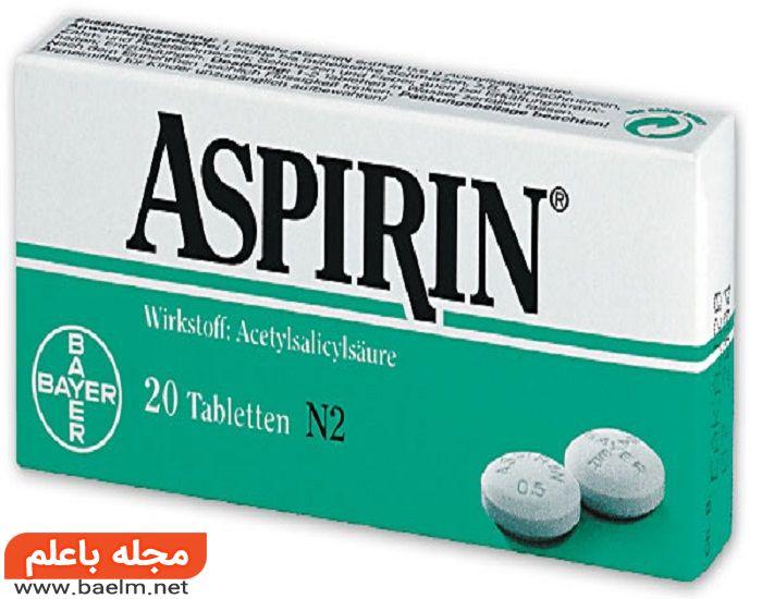 حساسیت آسپرین,مسموميت با آسپرین,موارد مصرف آسپيرين,عوارض جانبی مصرف آسپرین