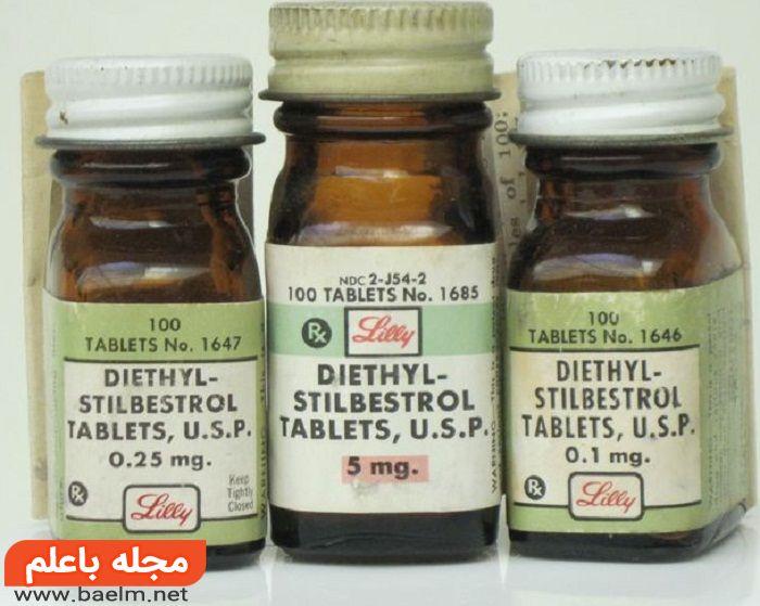 موارد مصرف و عوارض جانبی و تنحوه مصرف داروي دی اتیل استیل بسترول