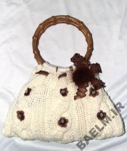 Knitting bag model YasGroup ir 52 254x300 مدل کیف دستی مجلسی بافت سری دوم