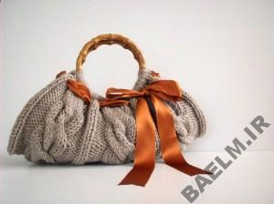 Knitting bag model YasGroup ir 64 300x224 مدل کیف دستی مجلسی بافت سری دوم