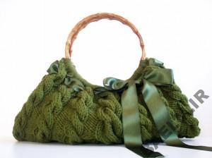 Knitting bag model YasGroup ir 65 300x224 مدل کیف دستی مجلسی بافت سری دوم