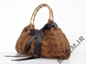 Knitting bag model YasGroup ir 66 300x224 مدل کیف دستی مجلسی بافت سری دوم