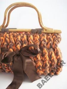 Knitting bag model YasGroup ir 70 225x300 مدل کیف دستی مجلسی بافت سری دوم