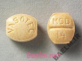 دارونامه | موارد مصرف و عوارض داروي انالاپریل