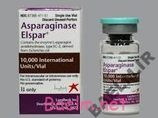 دارونامه   موارد مصرف و عوارض داروي آسپاراژیناز