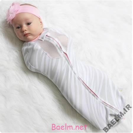نحوه رشد حرکتی دست کودک از تولد تا 18 ماهگی
