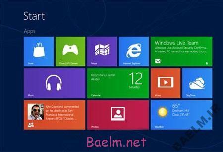 ترفند استفاده از امكان Windows Store در ویندوز ۸ براي كاربران ايراني