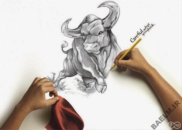 funny amazingly detailed art drawings 2 9 نقاشی خنده دار و زیبا