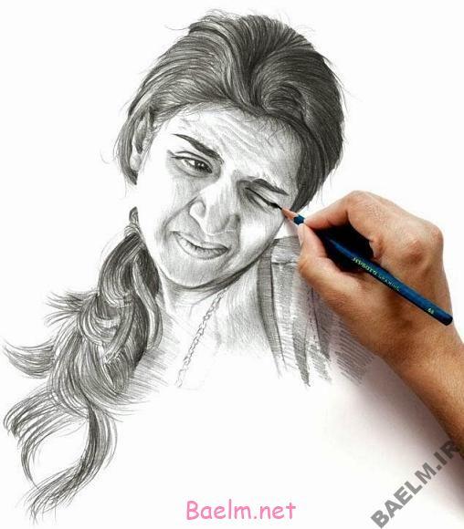 funny amazingly detailed art drawings 9 نقاشی خنده دار و زیبا