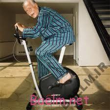 آثار مفید سلامتی روی سالمندان با ورزش کردن
