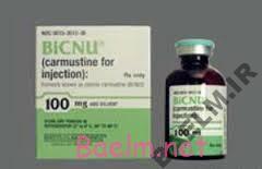 دارونامه | موارد مصرف و عوارض داروی کارموستین