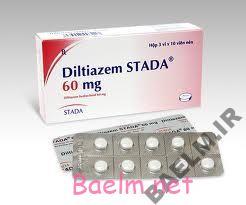 دارونامه   موارد مصرف و عوارض داروی دیلتیازم