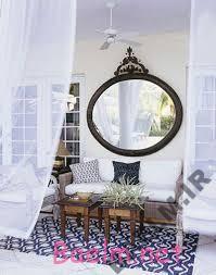 آینه را در کجای منزل نصب کنیم بهتر است؟