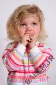 علت های شایع وجود اضطراب در کودکان