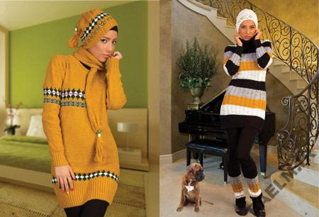 مدل تونیک های بافت,مدل لباس زمستانی 2014,lebas7.mihanblog.com