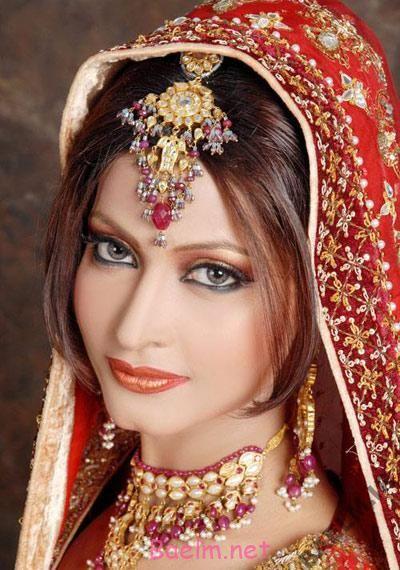 گالري عكس طلا و جواهرات عروس هندي
